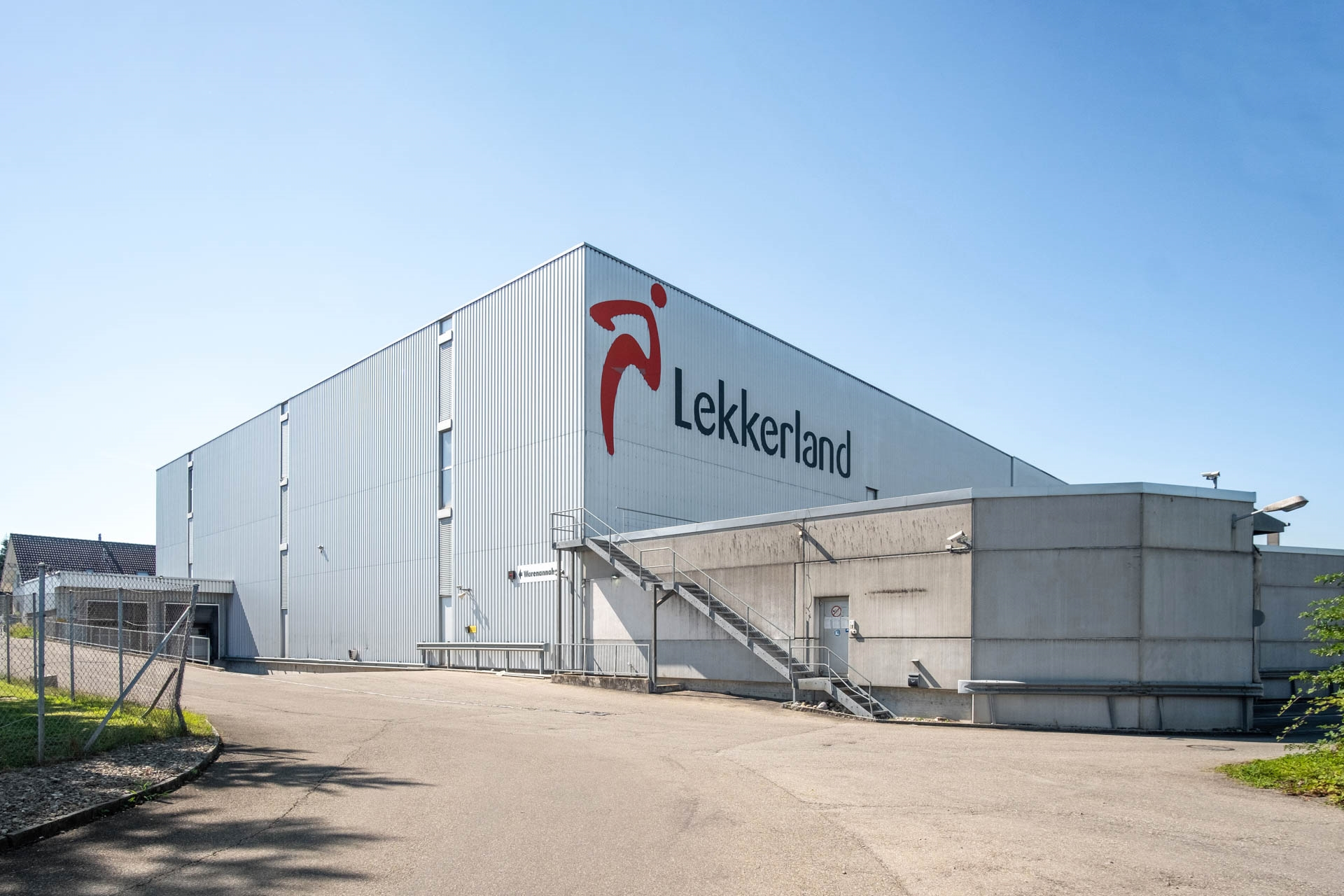 Logistikzentrum Brunegg